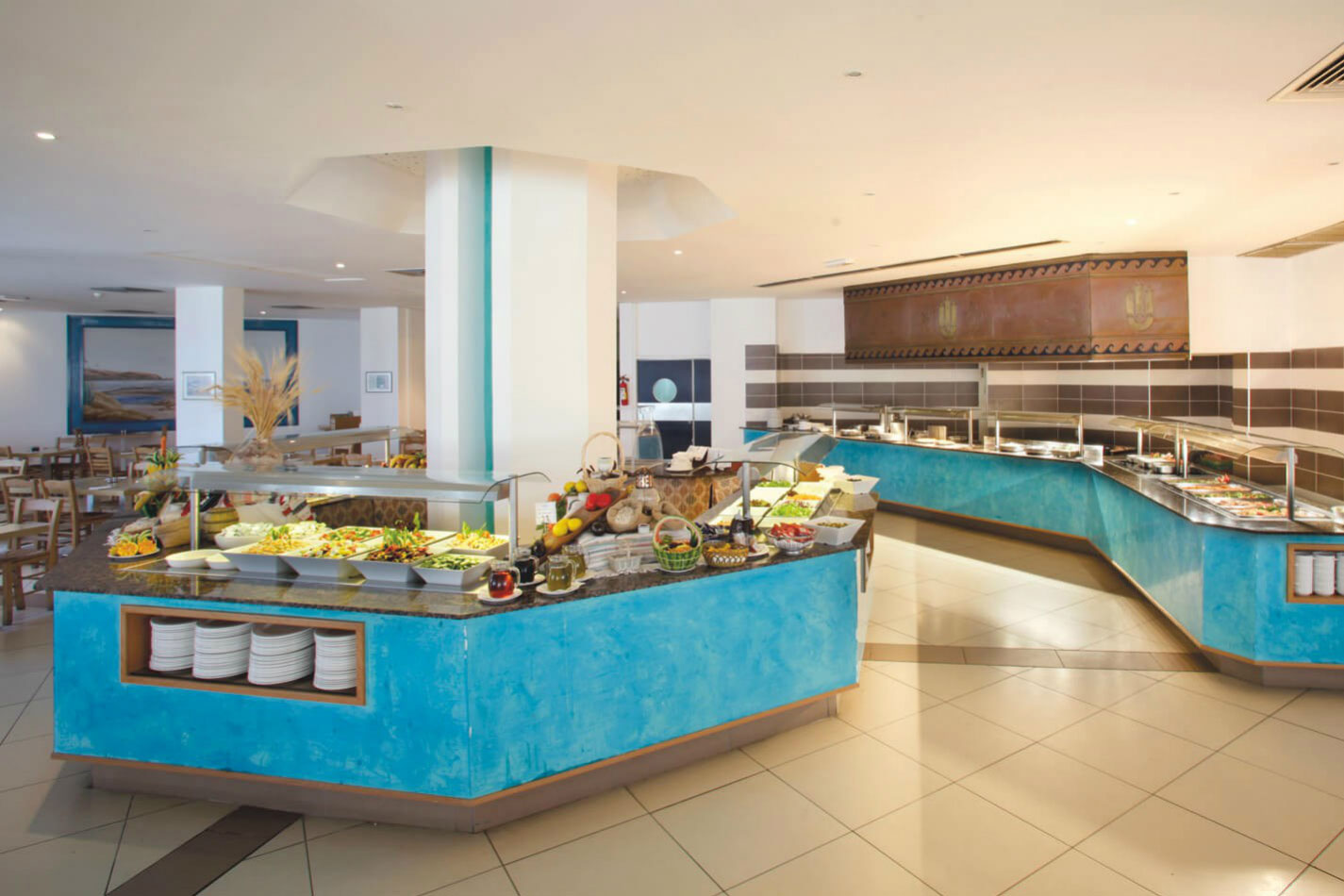 Cypria Maris Beach buffet