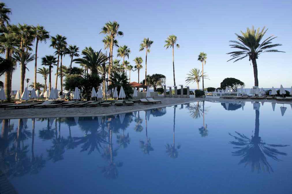 Cypria Maris Beach zwembad
