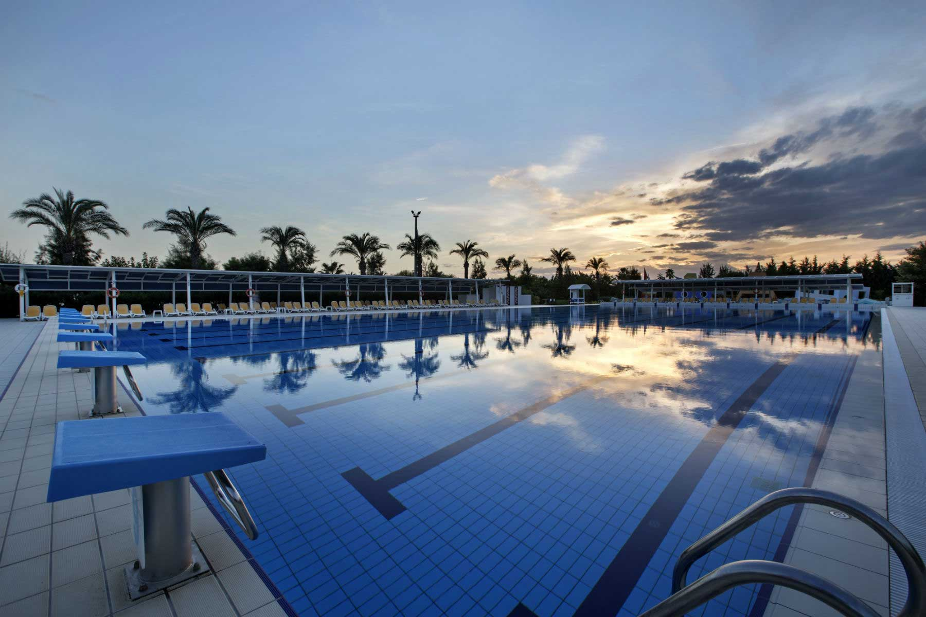 Emir Sports olympisch zwembad 1