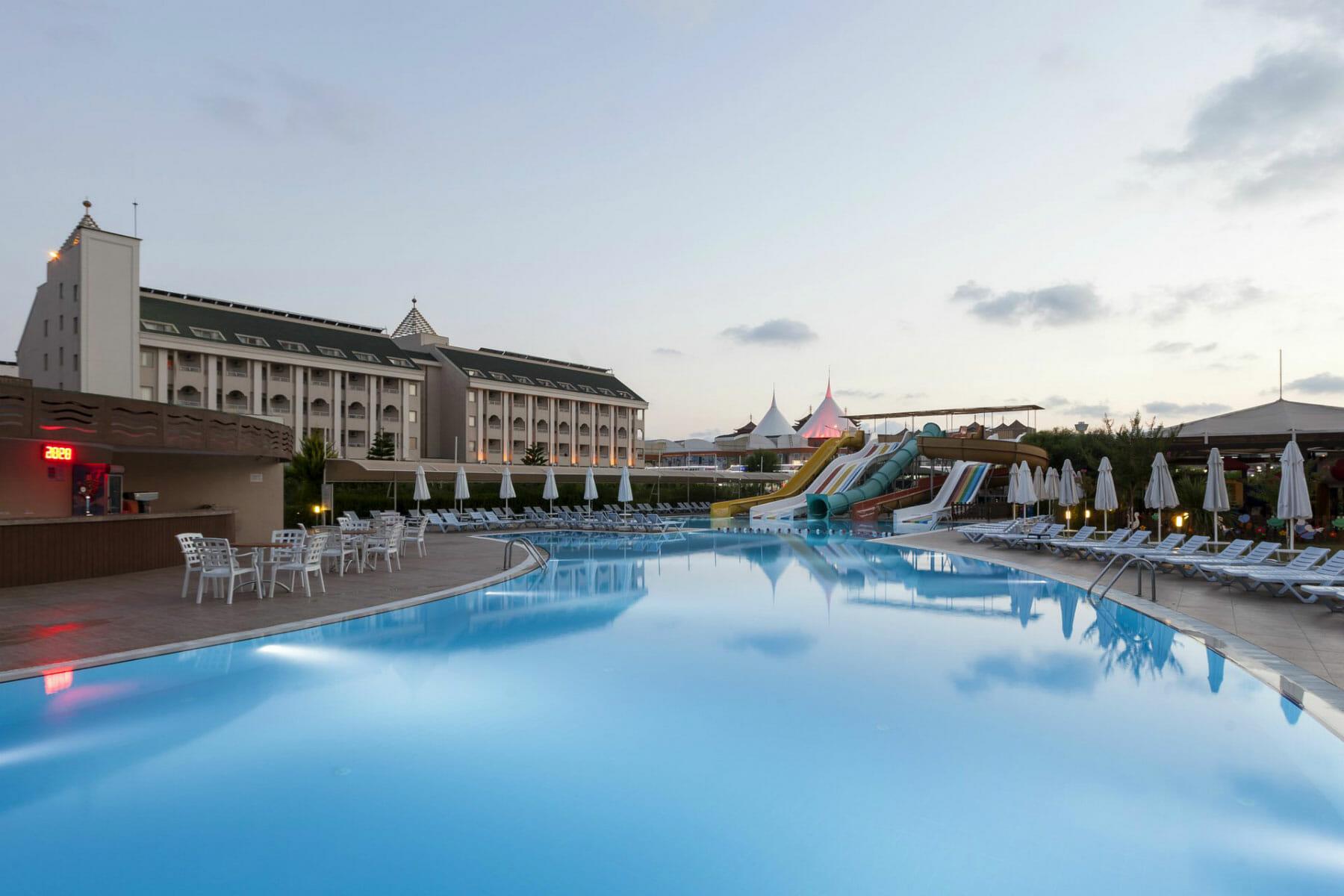 Hane Garden zwembad