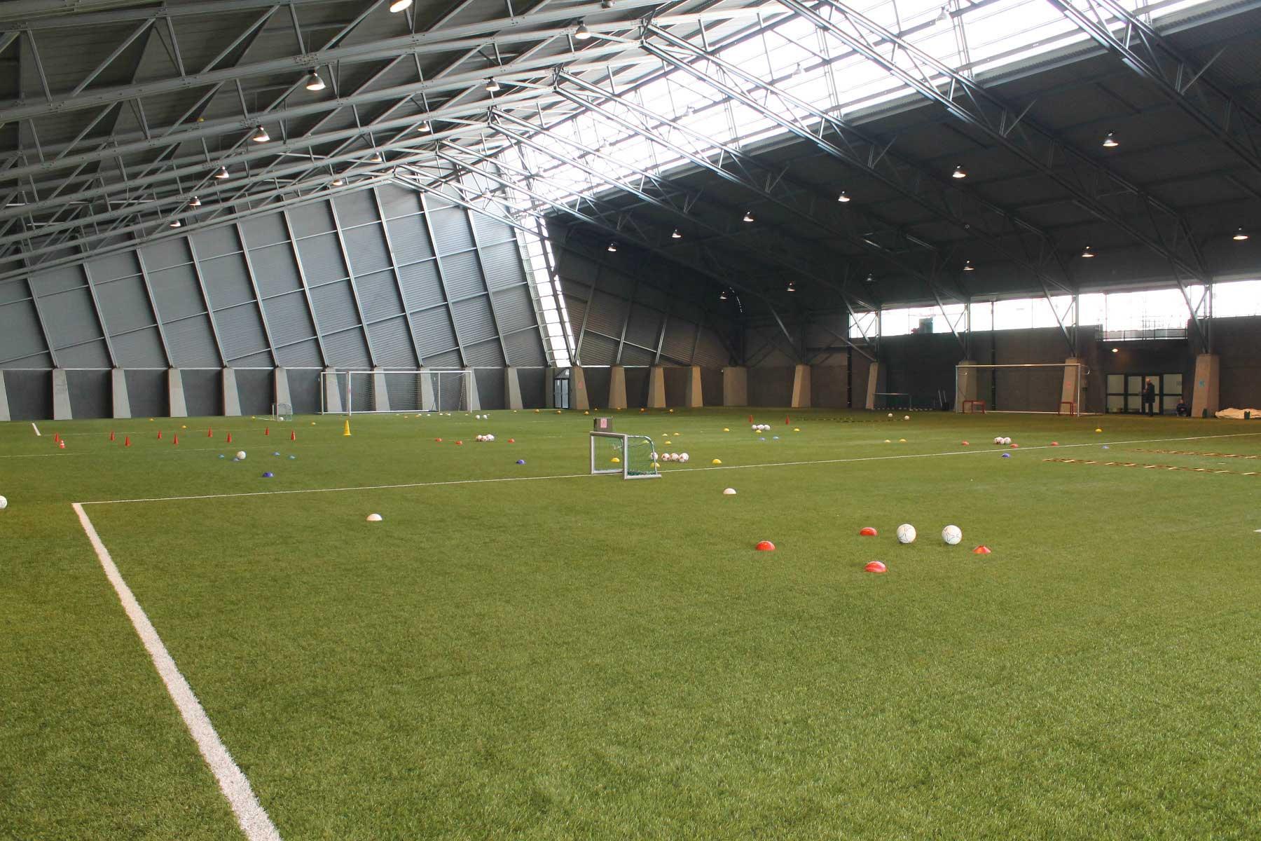 Martin's Red indoor veld