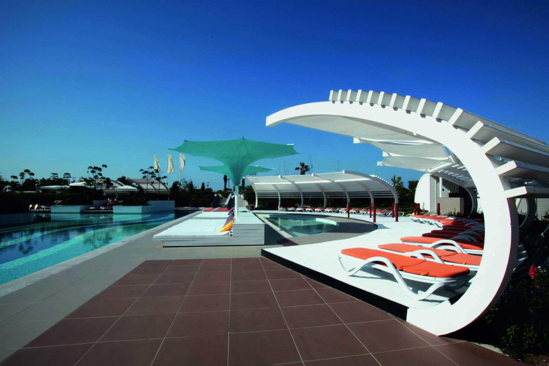 Sensimar SideResort & Spa zwembad