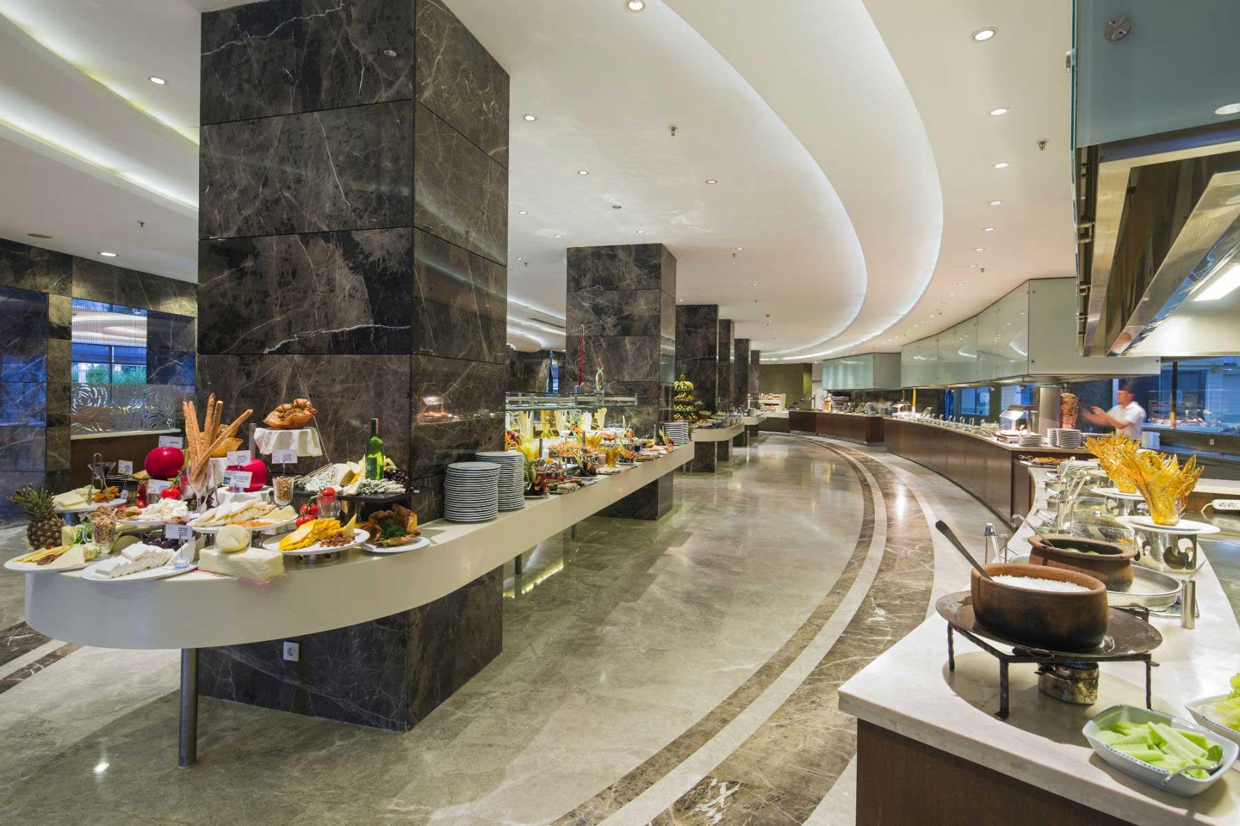 Sensimar Side Resort & Spa restaurant