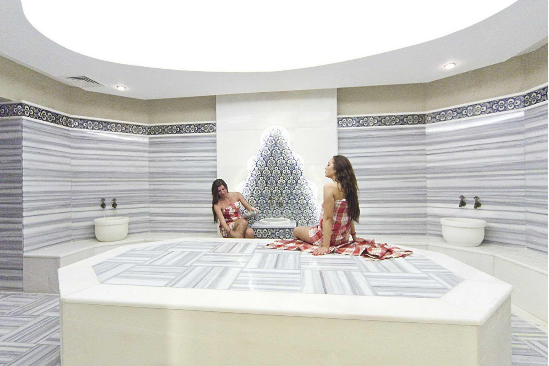 Sidestar Resort hamam