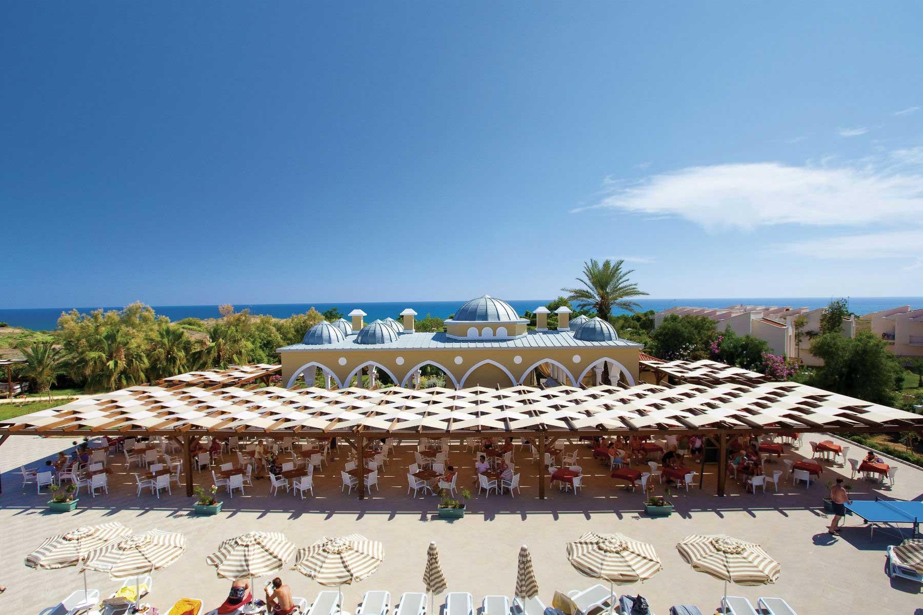 Sidestar Resort bar zwembad