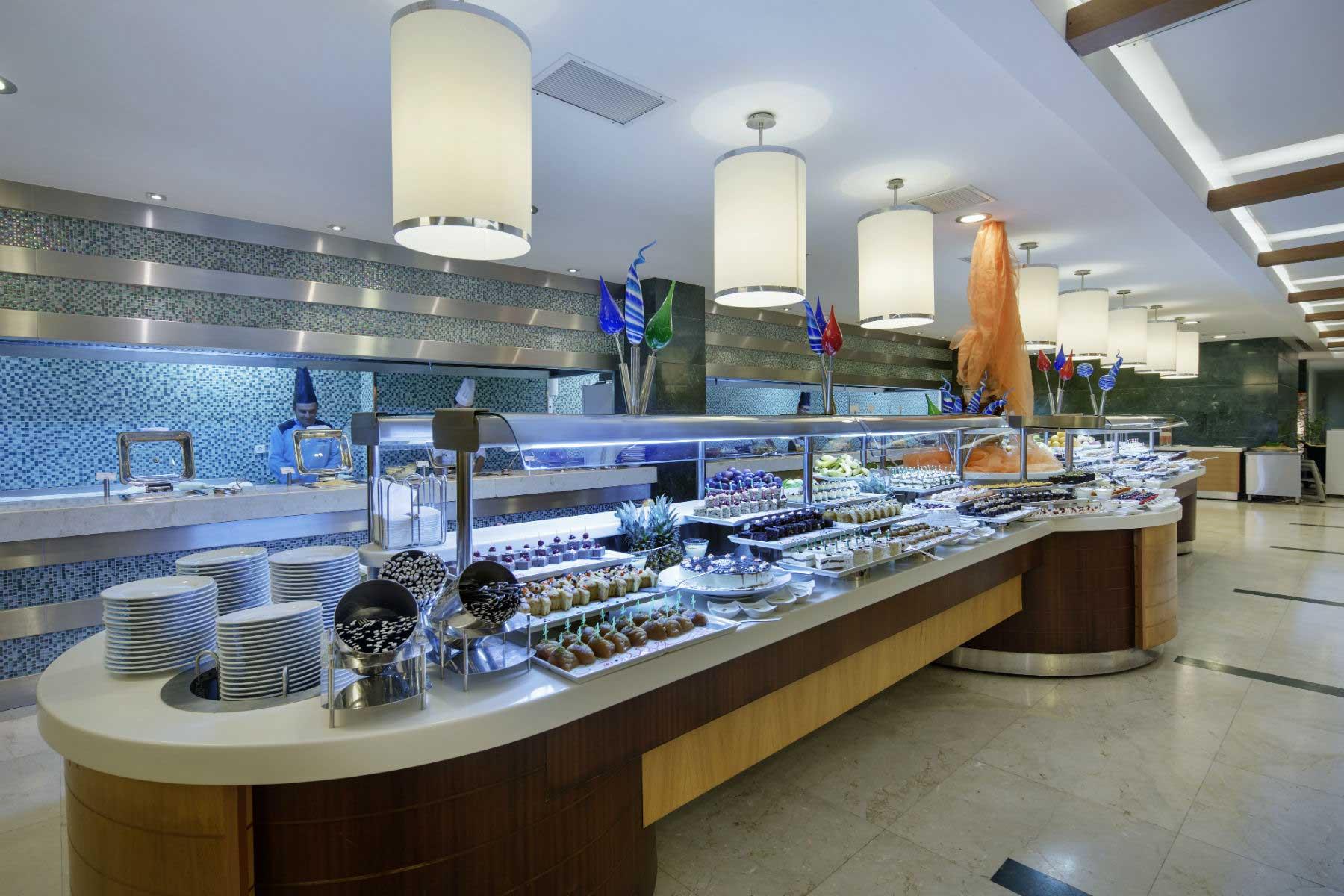The Xanthe Resort & Spa restaurant